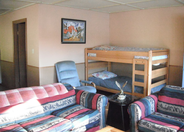 Lodge Up suite 4