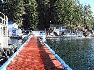 Lodge dock 1